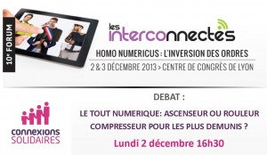 Interconnectés debat
