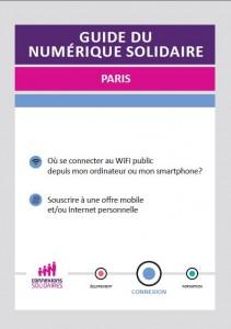 Guide du Numérique Solidaire à Paris Connexion