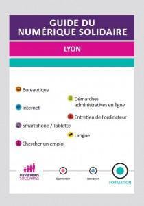 Guide du Numérique Solidaire à Lyon Formation