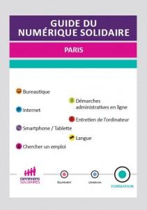 Guide du Numérique Solidaire à Paris Formation