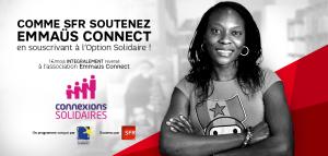 Visuel option solidaire SFR