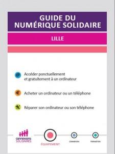 Guide du Numérique Solidaire à Lille Équipement
