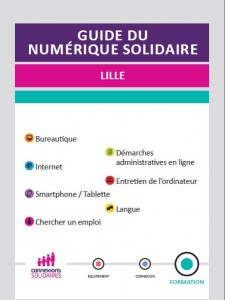 Guide du Numérique Solidaire à Lille Formation
