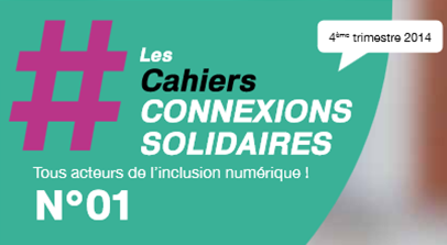 Les Cahiers Connexions Solidaires