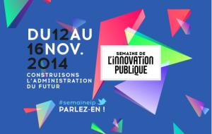 Semaine innovation publique