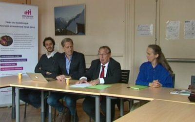 «Le numérique pour tous» voit le jour en Rhône-Alpes