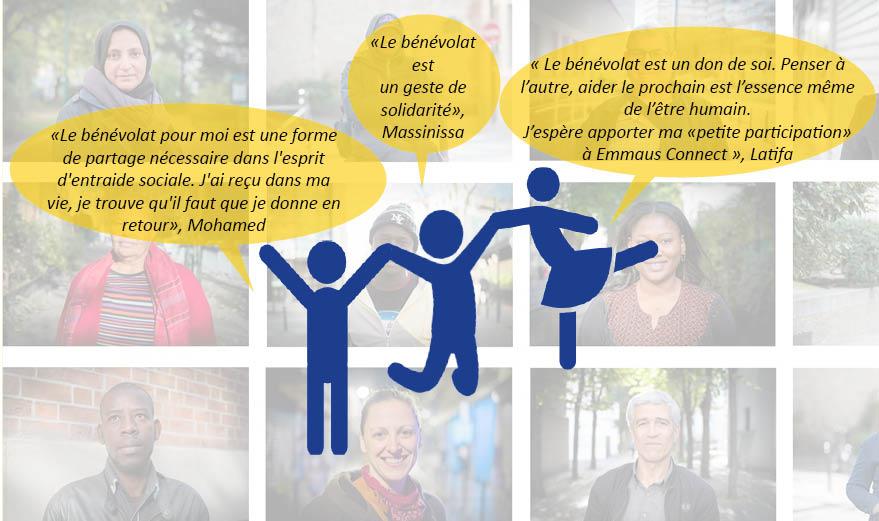 Découvrez le café bénévoles à Saint-Denis!