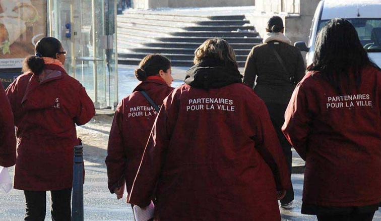 Partenaires Pour la Ville et Emmaüs Connect à Saint-Denis : une heureuse cohabitation