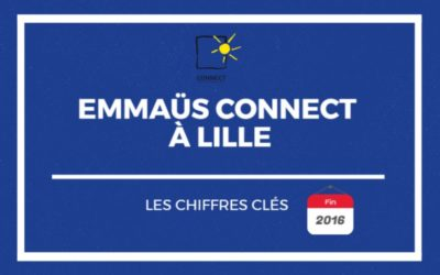 Emmaüs Connect à Lille en 2016