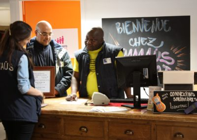 Service Civique Lille : Accompagnant numérique