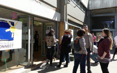 Après-midi porte ouvertes pour l'antenne bordelaise d'Emmaüs Connect