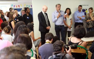 Emmaüs Connect ouvre ses portes à Bordeaux pour faire reculer l'exclusion numérique