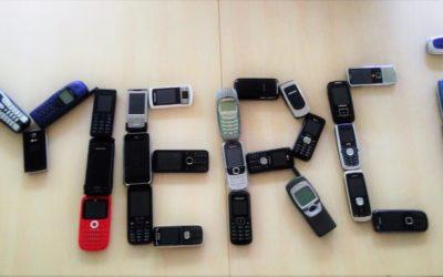 Une collecte solidaire de téléphones portables dans le 13ème