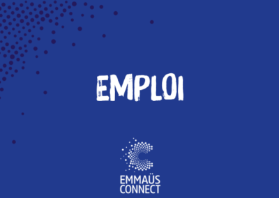 H/F Responsable adjoint des opérations – Emmaüs Connect, National
