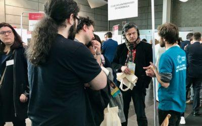 Emmaüs Connect Bordeaux et la Grande Jonction 2018 : intelligence artificielle, robotique humanoïde et inclusion numérique