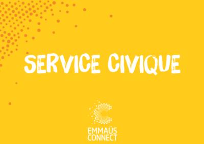 Mission Service Civique : Favoriser l'autonomie numérique des publics fragiles – Lille