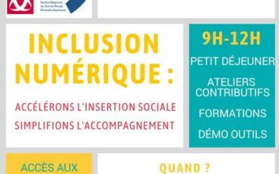Action sociale et numérique : matinée d'échanges le 24 mai à l'IRTS de Talence