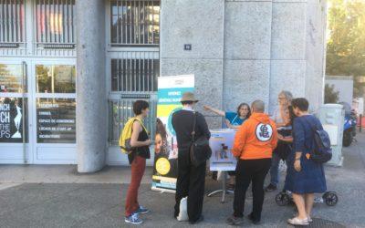 Un événement bénévole couronné de succès à Grenoble !