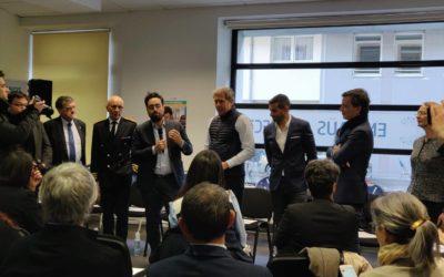 Retour sur l'inauguration d'Emmaüs Connect Strasbourg