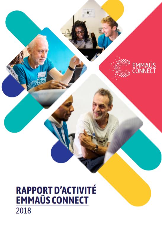 Rapport d'activité 2018 Emmaüs Connect