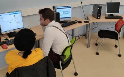 Pérennisation de l'accompagnement numérique dans les MDH à Grenoble