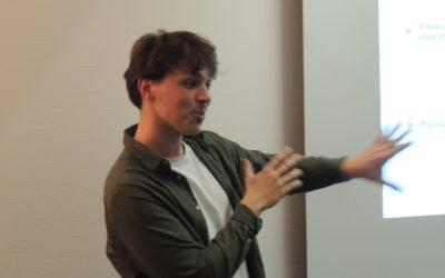 Interview : Thomas, formateur pédagogique numérique depuis 1 an