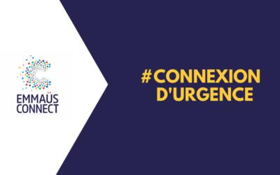 Covid-19 :  Nos actions de #ConnexiondUrgence pour venir en aide aux personnes isolées.