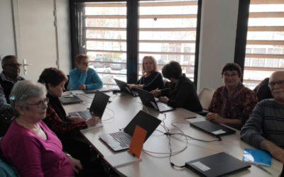Lancement de parcours pour les seniors à Strasbourg !