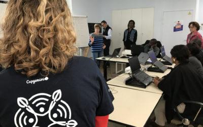 Capgemini et Emmaüs Connect : une collaboration à 360 degrés dans la lutte contre l'illectronisme
