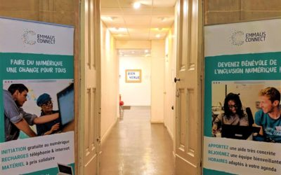 De nouveaux locaux pour le point d'accueil de Paris Centre !