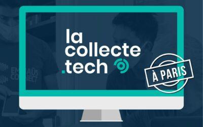 Appel aux dons de matériel à Paris pour LaCollecte.tech